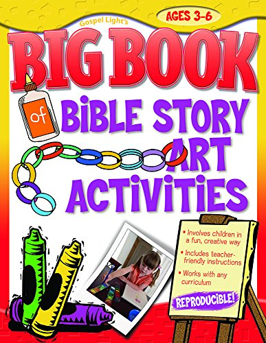 Big Book of Bible Story Art Activities (Big Books)