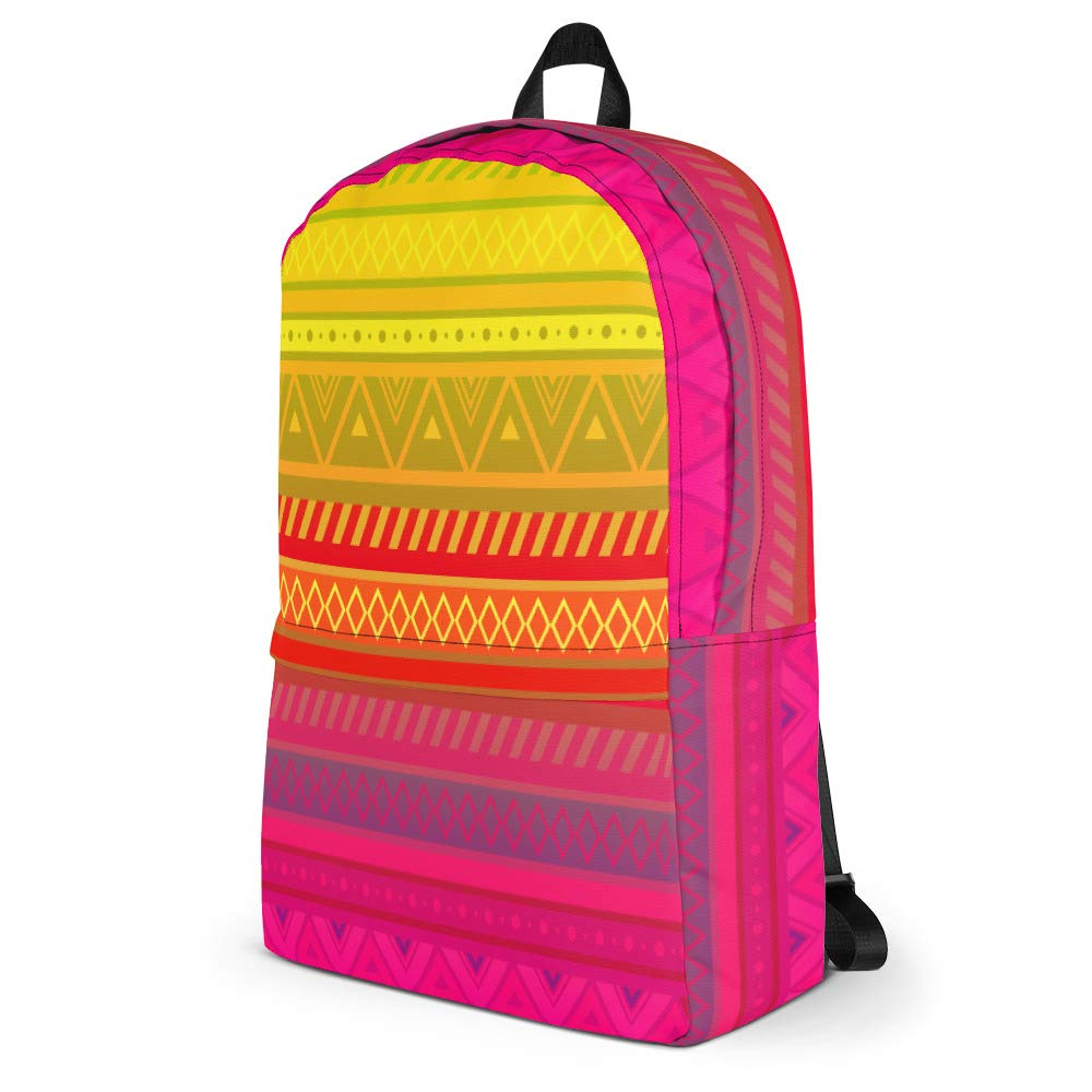 Beautiful Tribal Ethnic All-Over Print Backpack