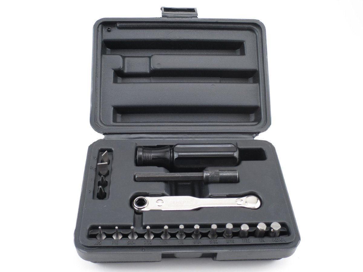 General Tools 807 Ratchet Offset Screwdriver - Tools Products ...