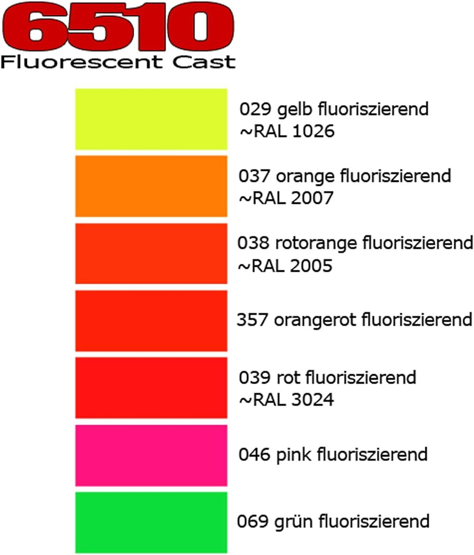 Plotterfolie Oracal 651 Glanz 4,8€//m² Möbelfolie Orafol Folie Klebefolie 500cm