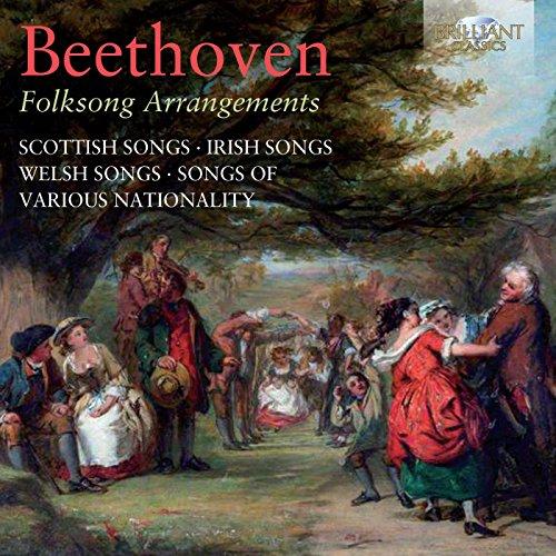 25 Irish Songs, Woo 152: XIII. Musing On The Roaring - 13 152