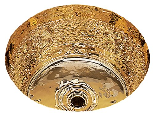 Bates & Bates B0375R.WB CS 375 Weathered Brass Drop In / (Round Weathered Brass Bowl)