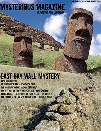 Mysterious Magazine - Issue One - Spring - Tim Celeste