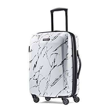 99d3d238d Amazon.com | American Tourister Checked-Medium, Marble | Carry-Ons