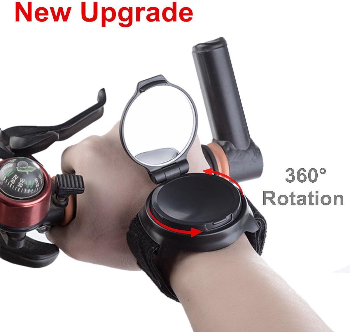 SEALEN Cycling Wrist Rearview Mirror