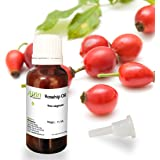 Allin Exporters Rosehip Carrier Oil - 100% Pure , Natural & Undiluted - 15 ML