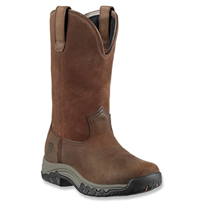 Amazon.com: Ariat Womens Terrain Pull-on H2O Endurance: Shoes