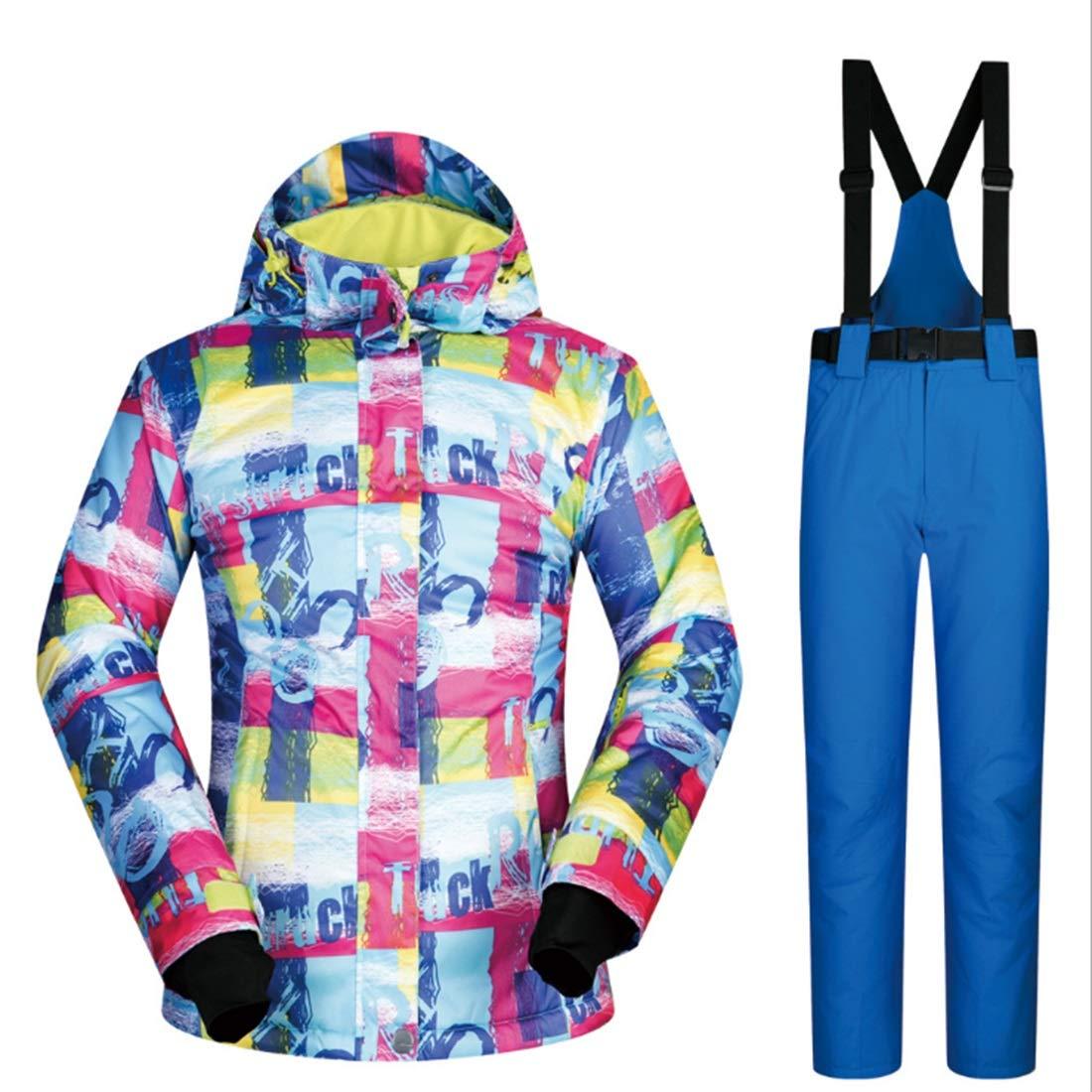 Haxibkena Giacca da Sci da da da Donna Impermeabile da Snowboard Antivento per l'escursionismo all'aperto (Coloree   05, Dimensione   XL)B07MR3Y327M 03 | Stili diversi  | Colori vivaci  | Qualità primaria  | La Vendita Calda  | Sensazione Di Comfort  | Ha  912be2