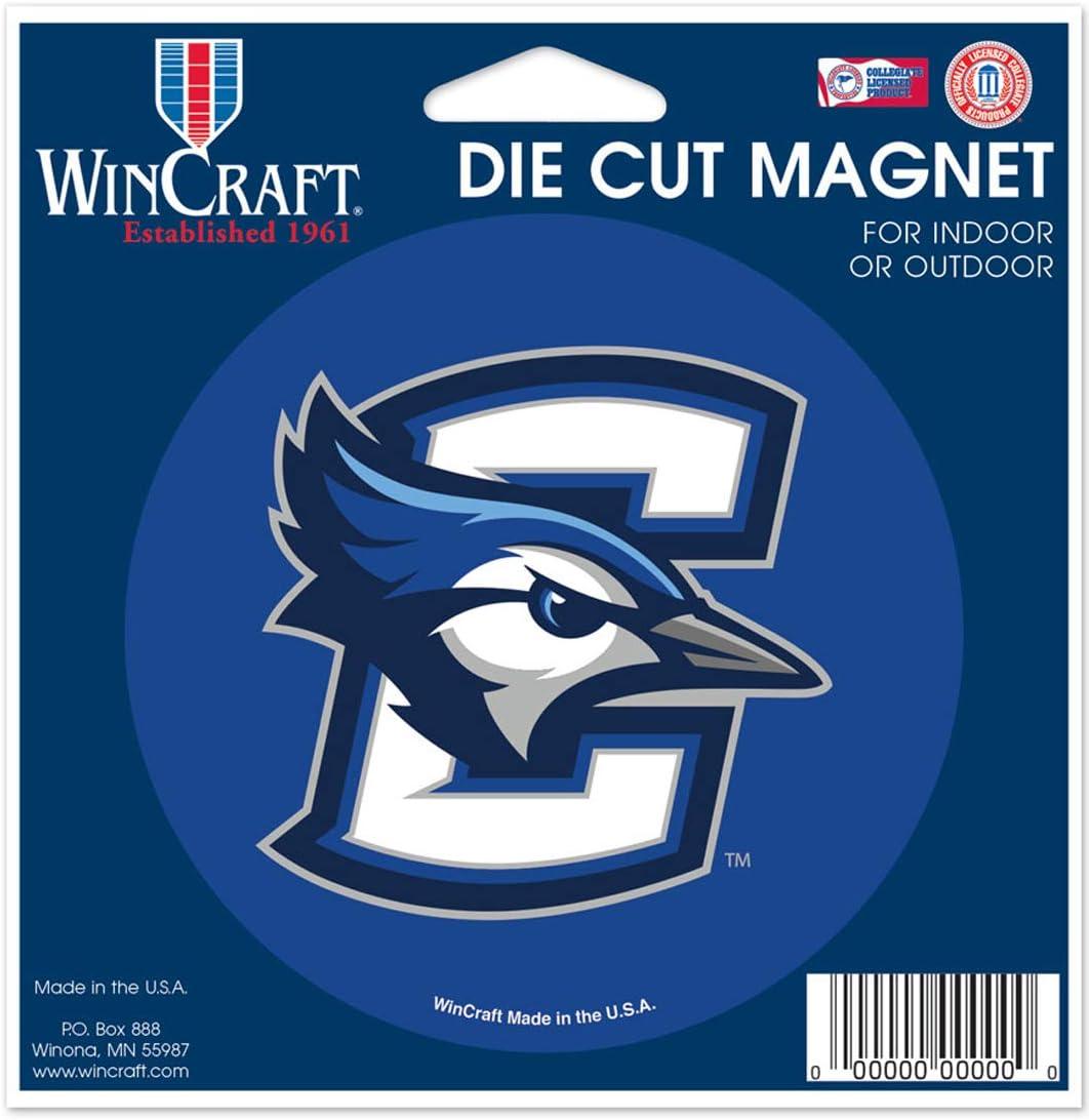 WinCraft Creighton University Bluejays Automotive Magnet 4 inches Round