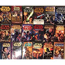 Star Wars Universe Prequel and Sequel Novel Collection 18 Books