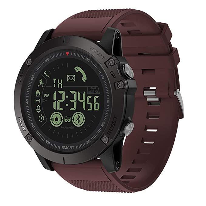 YSCYLY Fitness Trackers Bluetooth Smart Watch Deportes ...
