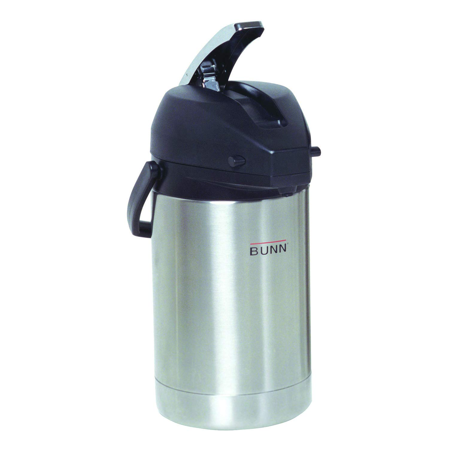 BUNN 32125.0000 2.5 Liter Lever-Action Airpot, Stainless Steel by BUNN