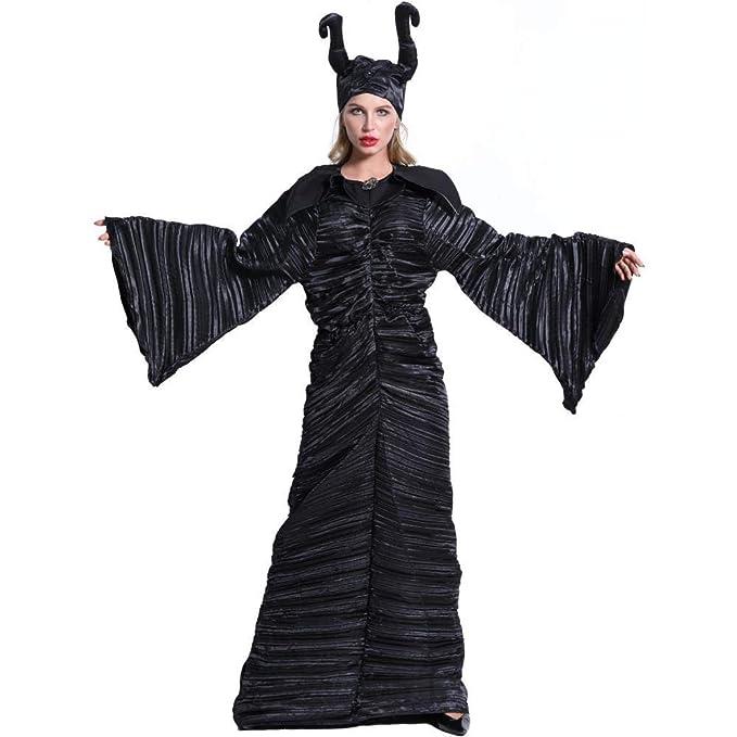 fagginakss Disfraz Halloween Mujer Bruja Disfraz Traje de ...