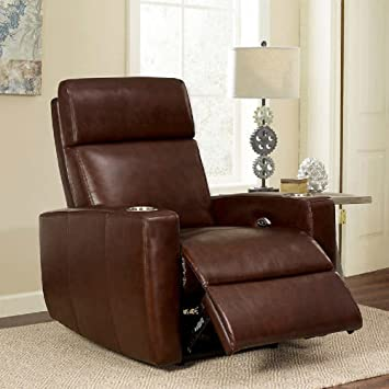 amazon recliners kingvale holders of vanity black astounding from with com power home recliner cup wonderful
