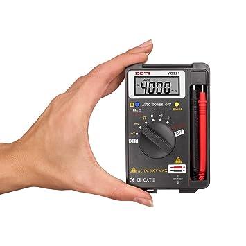 MS8232 Berührungsloser Digital-Taschen-Multimeter