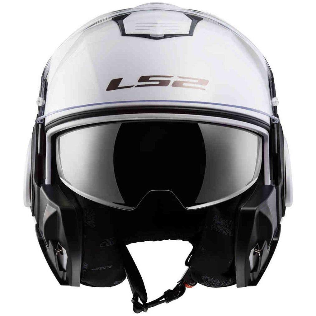 Size XL LS2 Motorcycle Helmets Chrome