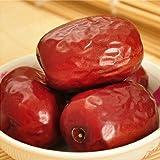 冥王星果园 新疆特产 (特等和田枣500g*3袋六星红枣)