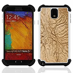King Case - sand nature beach desert brown earth soil - Cubierta de la caja protectora completa h???¡¯???€????€?????brido Body Armor Protecci&Ati