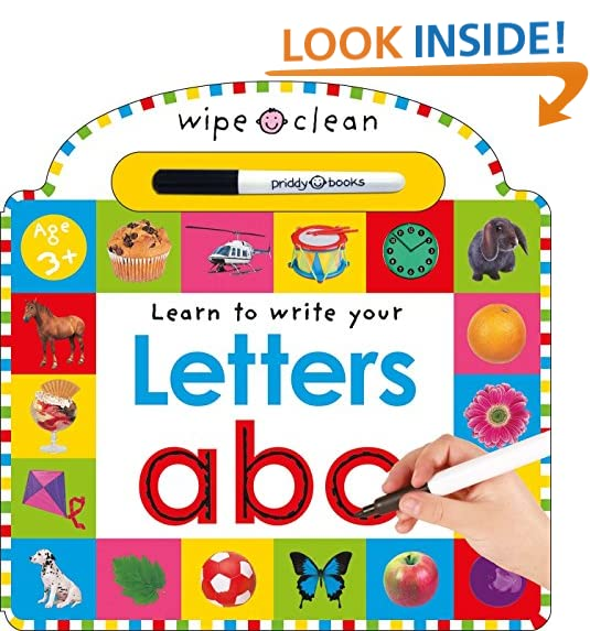 learning letters for toddlers amazoncom
