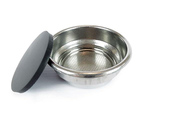 EDESIA ESPRESS - Filtro ciego para limpiar cafeteras exprés - Para Gaggia Classic y Baby - Goma: Amazon.es: Hogar