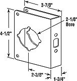 Defender Security U 9590 Lock and Door