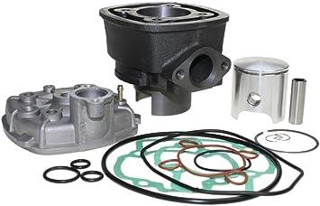 Zylinder Kit 70ccm Piaggio Lc Nrg Ntt Quartz Gilera Runner Dna Aprilia Sr50 Auto