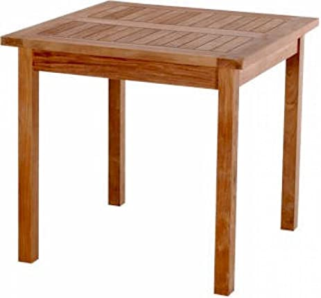 Amazon Bahama 35 inch Square Table Kitchen & Dining