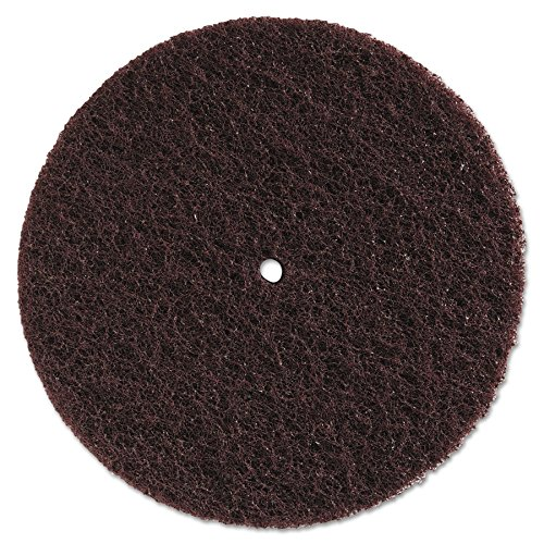 A/O High Strength Buffing Discs 8 by MERIT ABRASIVES 481- (Image #1)'