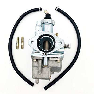 NEW Carburetor Replacement for Yamaha Breeze Grizzly 125 Timberwolf 250 Moto 4 YFM225: Automotive