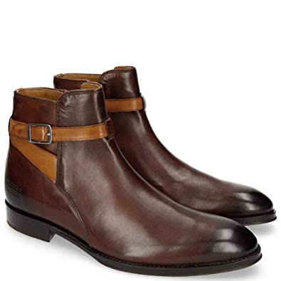 3298e1c63ac4d Melvin   Hamilton Kane 1 Mogano Strap Tan  Amazon.fr  Chaussures et Sacs
