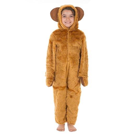 Bear Costume for Kids 10-12 Yrs  sc 1 st  Amazon.com & Amazon.com: Charlie Crow Honey Bear Costume Kids 4-12 Years: Toys ...