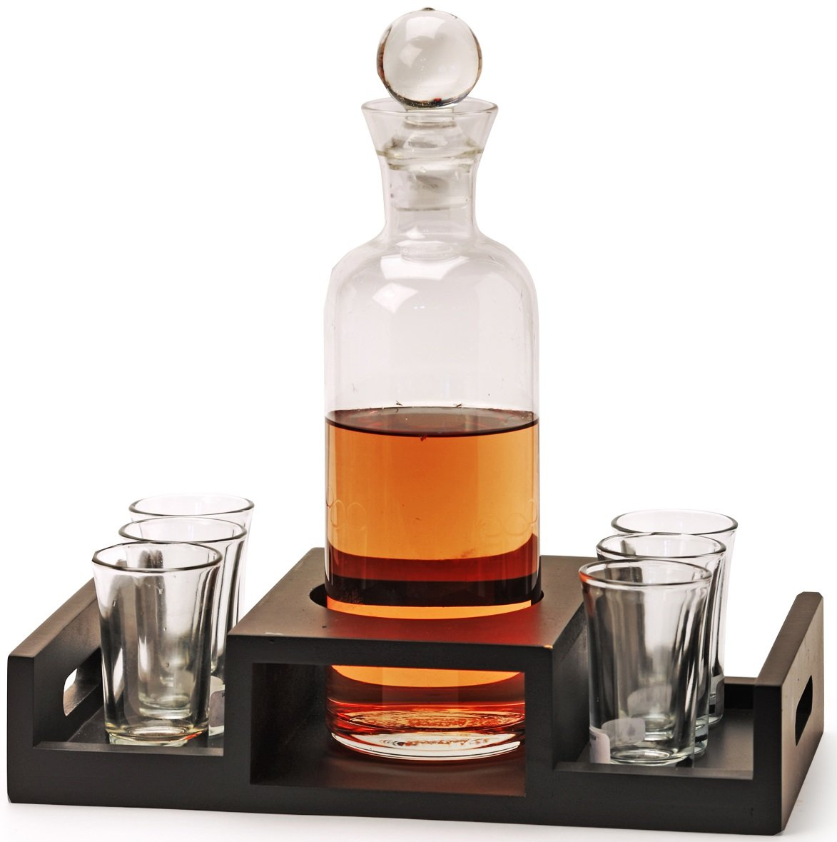 Circleware Uplift Shotglass Set | amazon.com