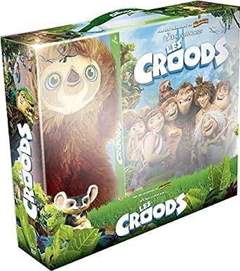 Les Croods - Coffret peluche