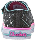 Skechers Kids Girls' Shuffles-Glitter Crush