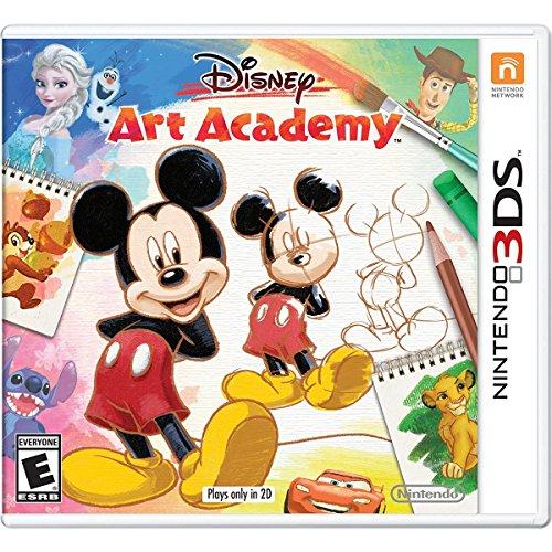 61gJCPR3whL - Disney Art Academy - Nintendo 3DS Standard Edition