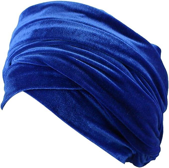 Kopft/ücher Damen Chemo Sommer Kopftuch Stretch Muslimische Nickituch Hijab Kopfbedeckung Hijab Maxi WQIANGHZI Leichtes Material in vielen Farbe