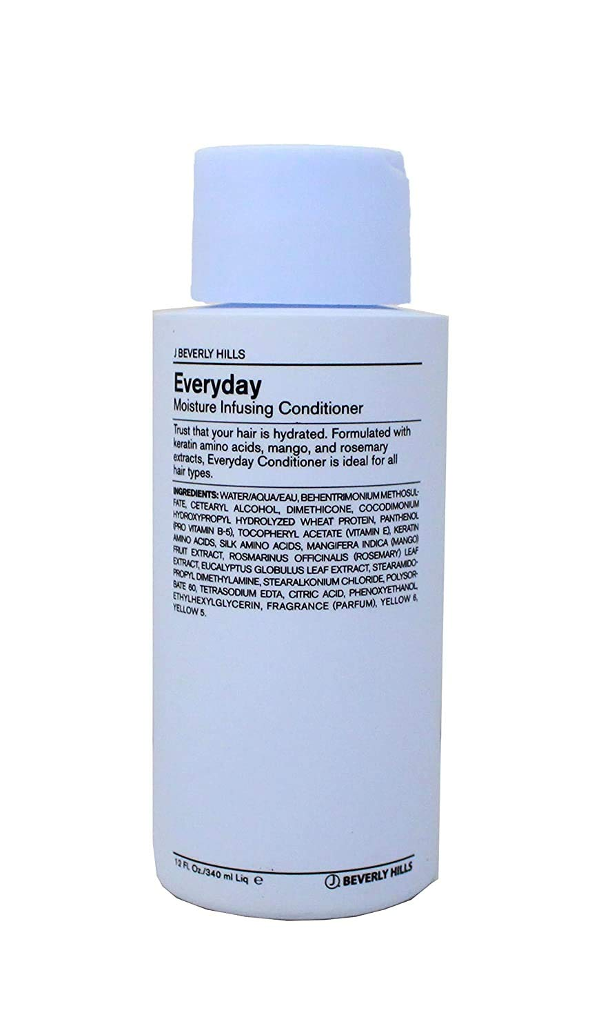 J Beverly Hills Everyday Conditioner 12 oz