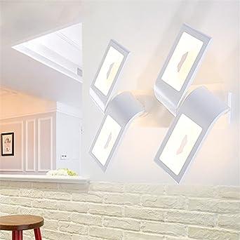 Moderne Einfache Wand Lampe Led Schlafzimmer Mit Dekoration ...