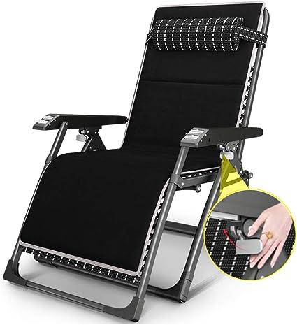 Outdoor Zero Gravity Lounge Folding Chair voor Garden