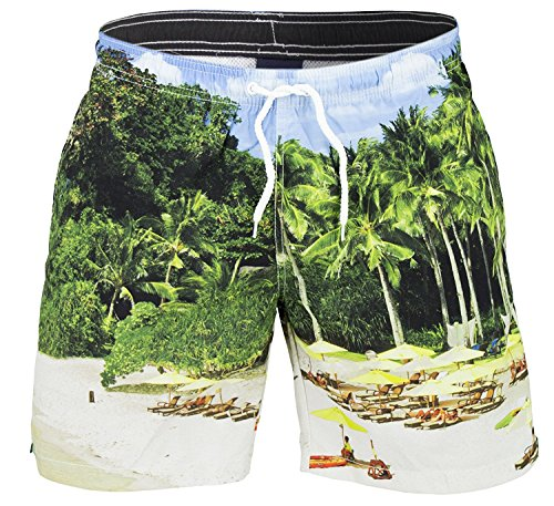 Matereek Short Swimwear Print Trunks product image
