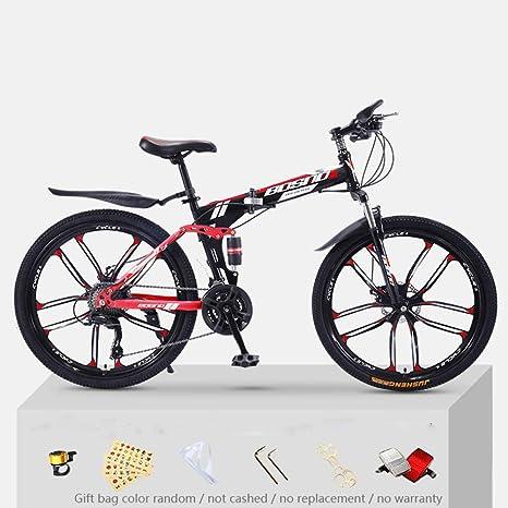 KNFBOK bicicleta de montaña hombre Bicicleta de montaña para ...