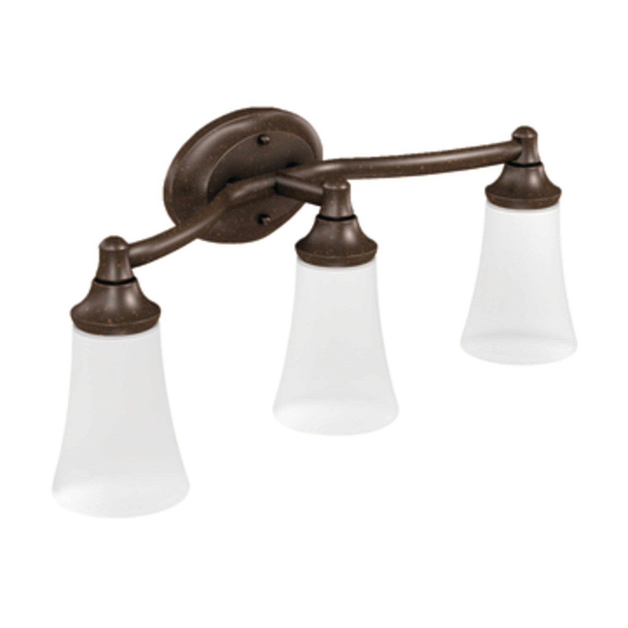 Moen YB2863ORB Eva Bath Lighting, Oil Rubbed Bronze by Moen