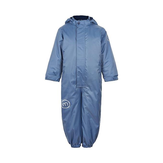 Minymo - Abrigo para la Nieve - para niño Coronet Blue 6 años