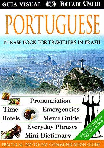 Portuguese - Phrase Book for travellers in Brazl