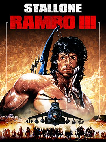 Amazon Com Rambo 3 Sylvester Stallone Richard Crenna