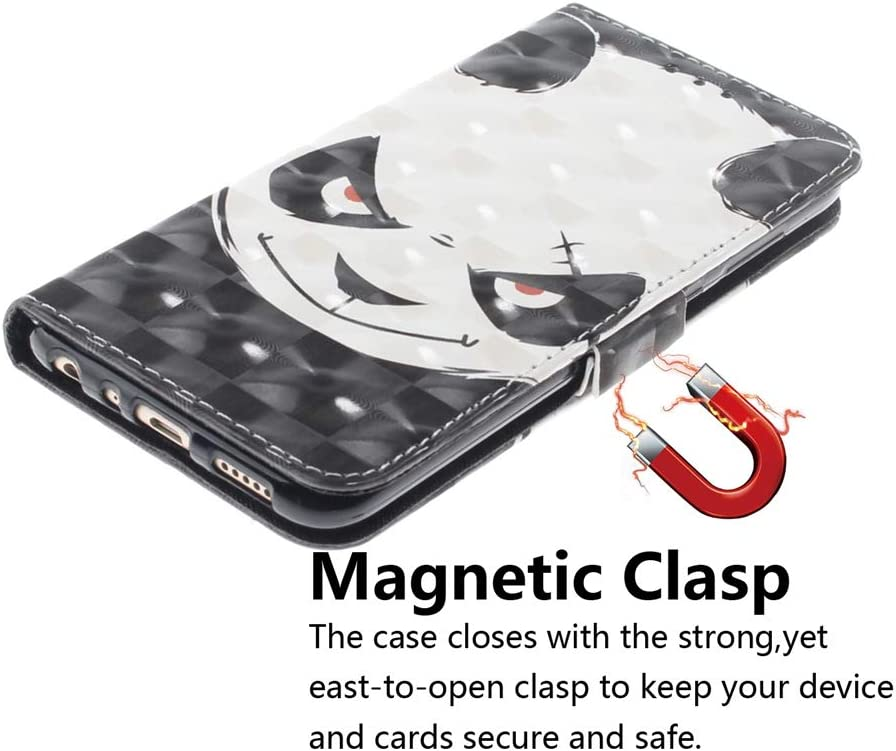 H ChoosEU Compatible avec Coque Huawei P20 Lite Silicone Souple Noir Motif pour Filles Femmes Homme Etui Soft /Étui Ultra Fine Antichoc Housse Mince Case Protection
