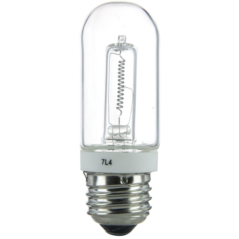 Clear Sunlite 250T10//HAL//CL 250-Watt Halogen Double Envelope T10 Bulb
