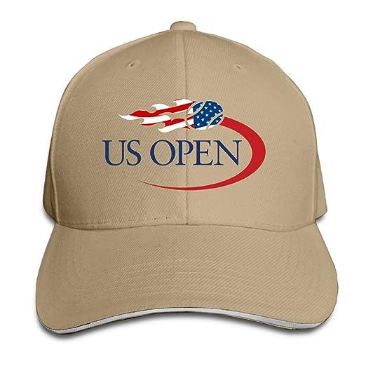 GOww 2016 US Open Tennis Logo Adjustable Snapback Hats   Baseball Hats    Peaked Cap 71820cce86a