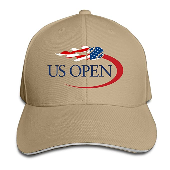 GOww 2016 US Open Tennis Logo Adjustable Snapback Hats   Baseball Hats    Peaked Cap 7f611b4c50c