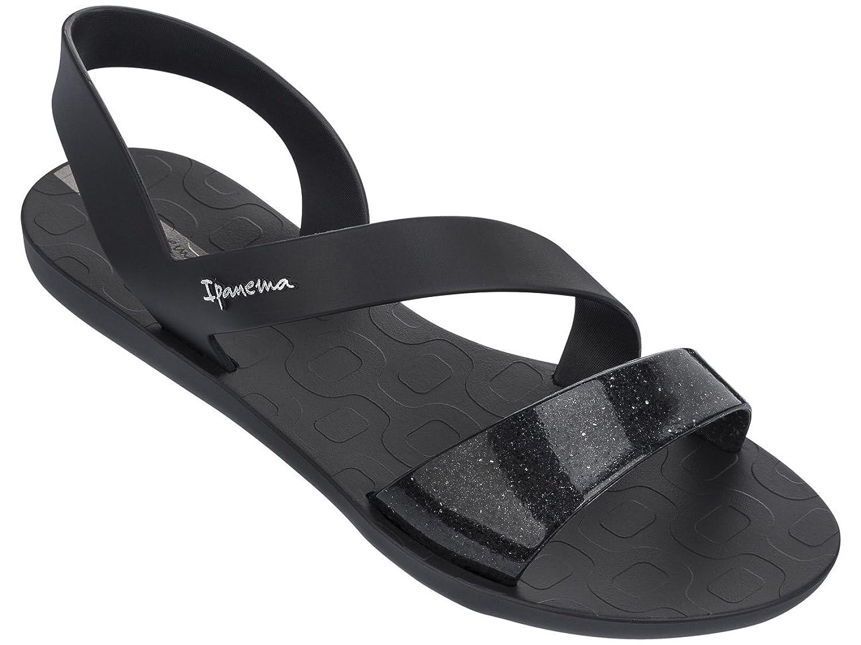 Ipanema Vibe Sandal Frauen Flip-Flops/Sandalen-Black-35/36 DNNshQ0j
